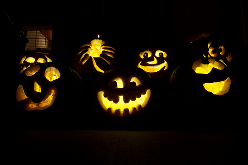 halloween content marketing examples