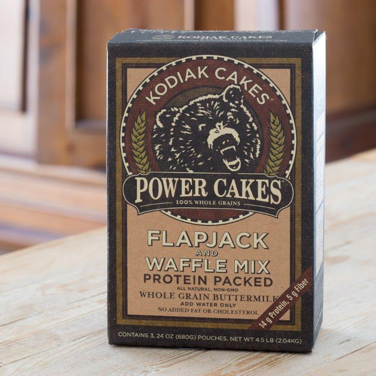 kodiak cakes and content marketing