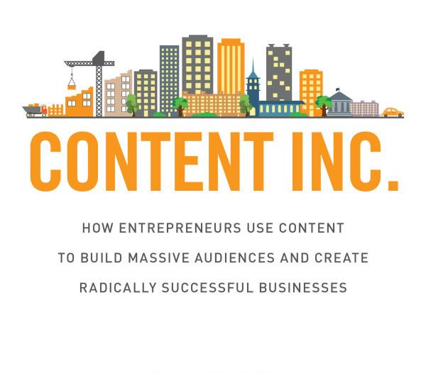 Joe Pulizzi, Content Inc. book