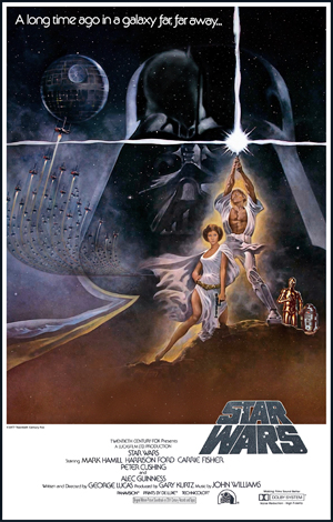 Star Wars - 1st Poster
