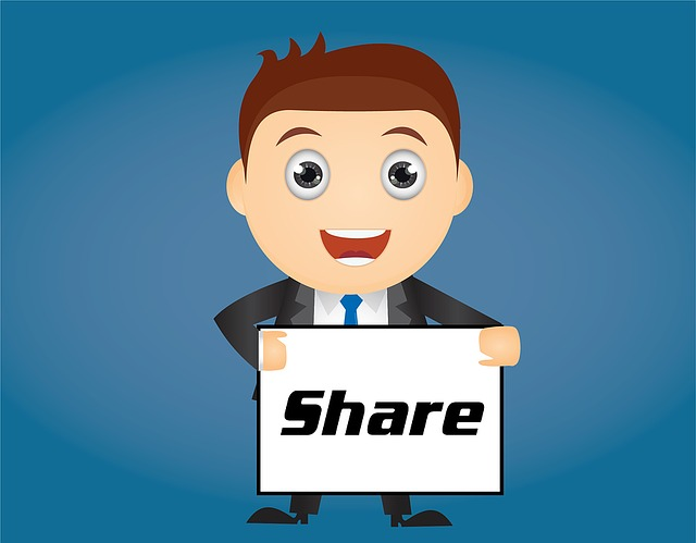how do you get people to share your content?