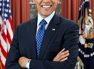 Former President Barrack Obama