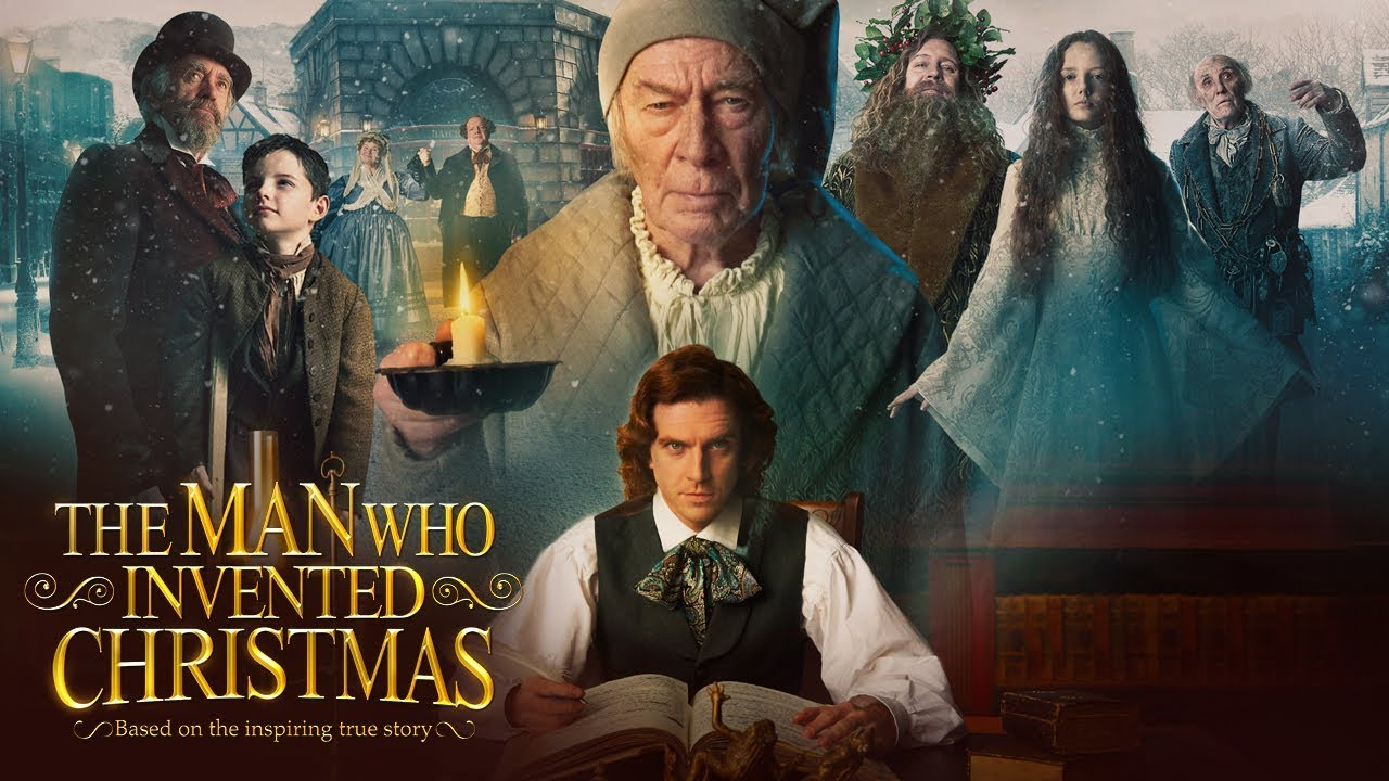 The Man Who Invented Christmas - Charles Dickens content marketing example